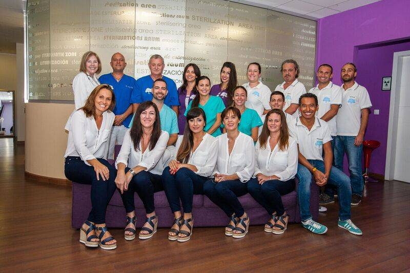 Dental clinic Spain Cedro Tenerife Island