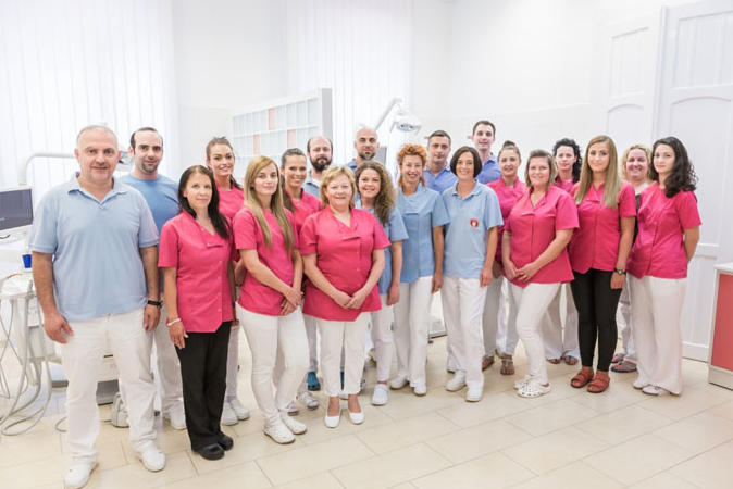 Equipe médicale Kiralydent