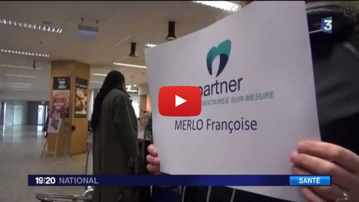 Smile Partner sur France 3